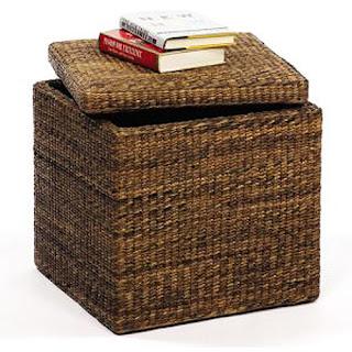 Storage Ottoman Cube