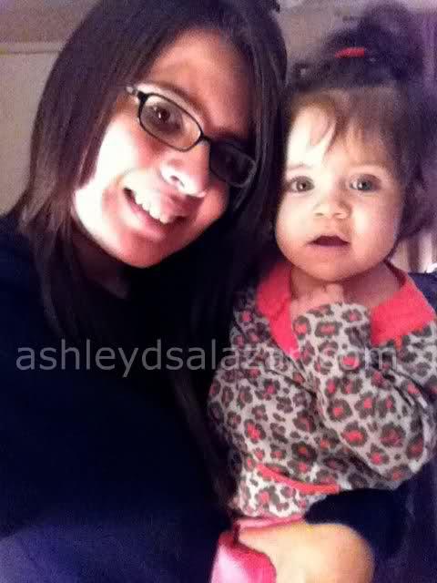 Ashley salazar 16 and pregnant