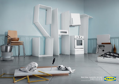 Реклама мебели Европа