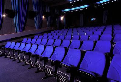 Кресла для кино- и конференцзалов, театров