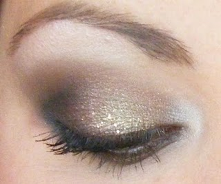 Mon maquillage facile avec la Naked Basics d'Urban Decay  tutoriel