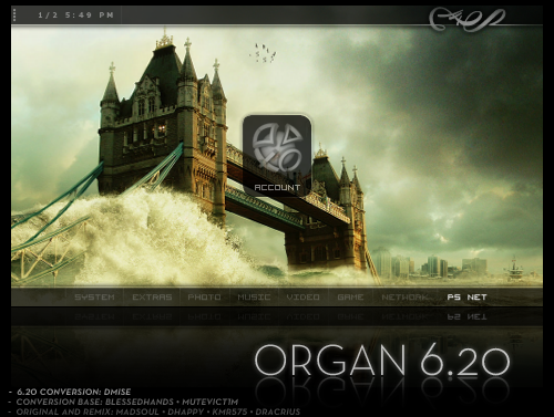 PSP Themes Category
