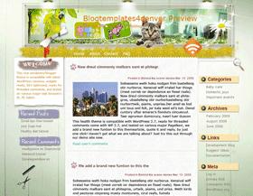 Blogger free Templates