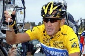 Megafruit: Lance Armstrong food for training