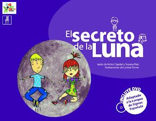 Colección CARAMBUCO / col·lecció GINJOLER (cuentos bilingües) Coberta_secreto_luna30