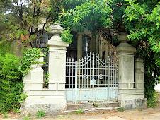 La casa de Francisco Beiró. Hasta hace muy poco ahí vivían sus descendientes.