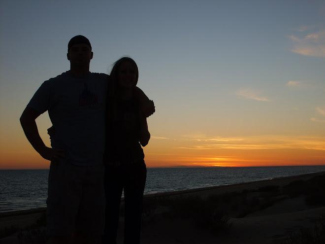 Nice ocean sunset