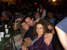 Luna Monti, Juan Quinteros y Leonardo Borrelli