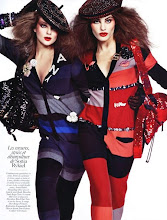 Vogue Paris August -2009