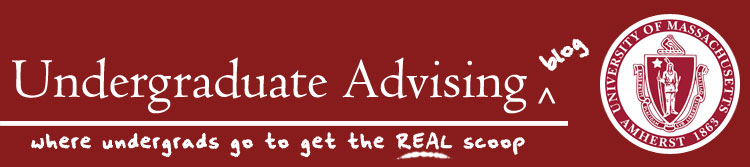 Undergraduate Advising - UMass Amherst
