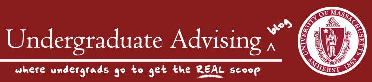 Undergraduate Advising - UMass Amherst