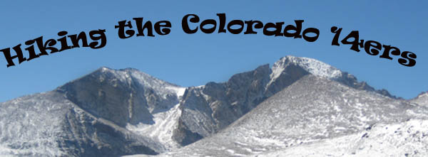 Hiking the Colorado 14ers