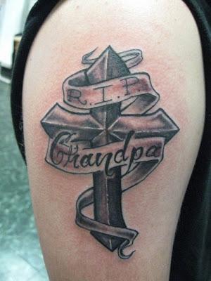 armband cross tattoo. Arm Bands Tattoos Mena cross