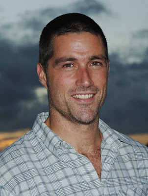 Matthew Fox Buzz Hairstyle