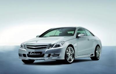 Mercedes-Benx E-Class Coupe
