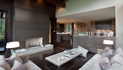 Modern Luxury Interior Dream Home Design