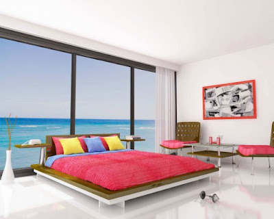 Interior Design Information on Home Interior Design  Stylish Comfortable Bedroom Interior Design