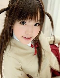 Cute Asian Girl hairstyles