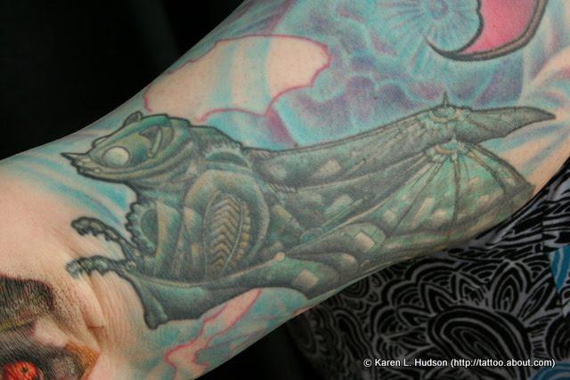 Bat Tattoos. Add to Favorites Embed | Stats