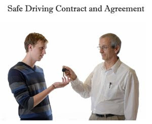 Parent/Child Safe Driving Contract
