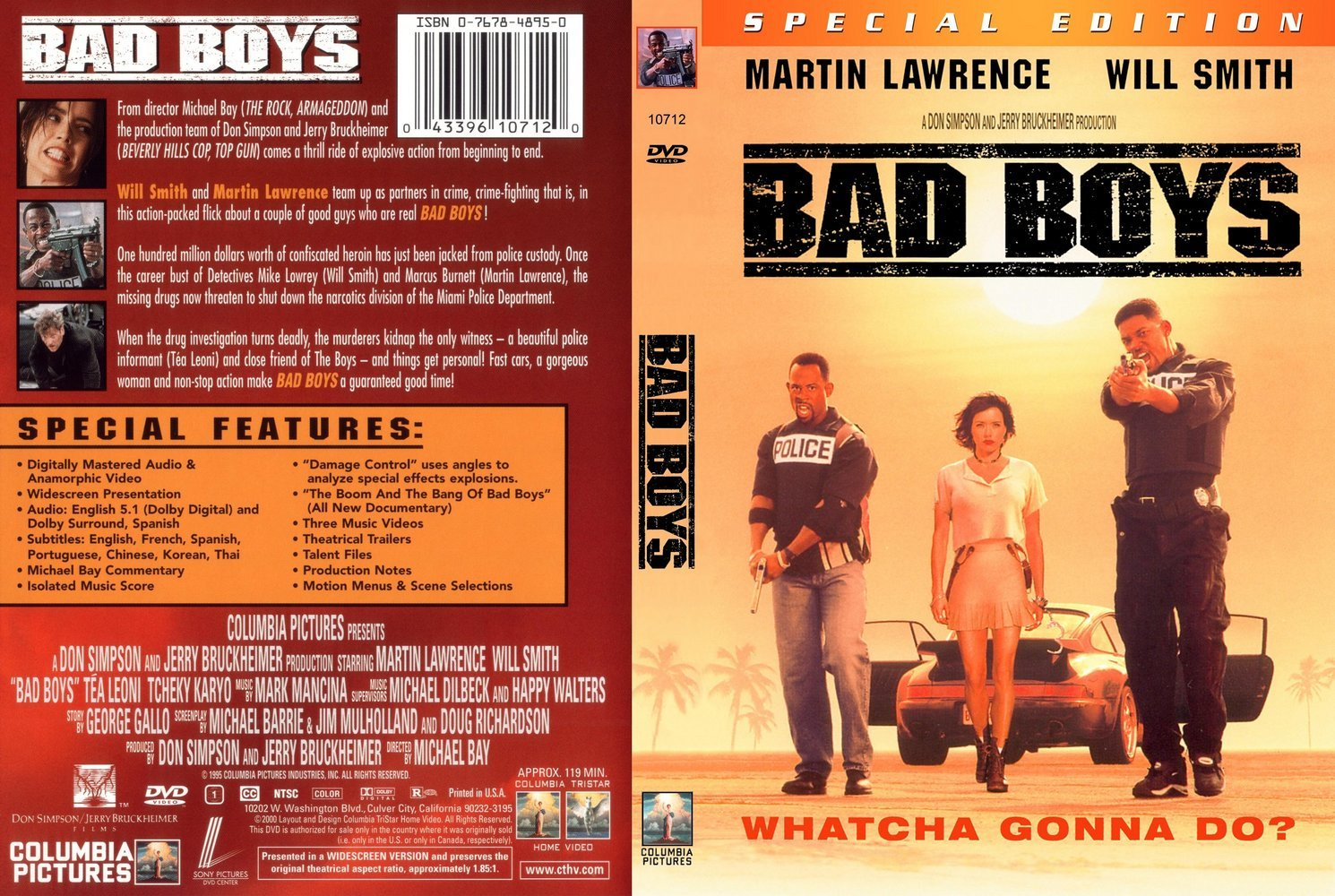 Movies collection bad boys 2