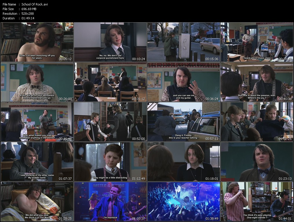 Movies Collection: School of Rock [2003]