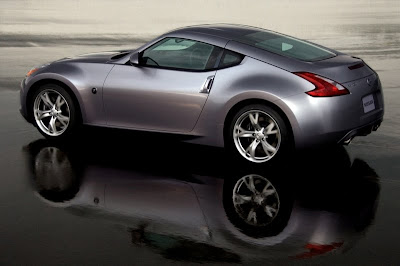 2010 Nissan 370Z Fully Exposed