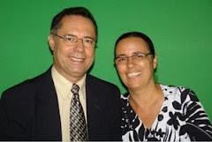 Missionários Pr.Ivaldo Pereira da Cruz Fátima Magalhães