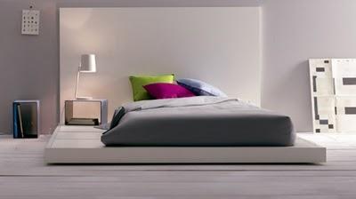 DECORANDO TU ESPACIO Camas Tatami Dormitorio con estilo japons