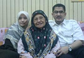 Ibu Padamu Ada Syurga Cinta Bagi Kami Yang Bergelar Permata Hatimu