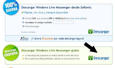 Crear_Messenger_Opciones_Descarga