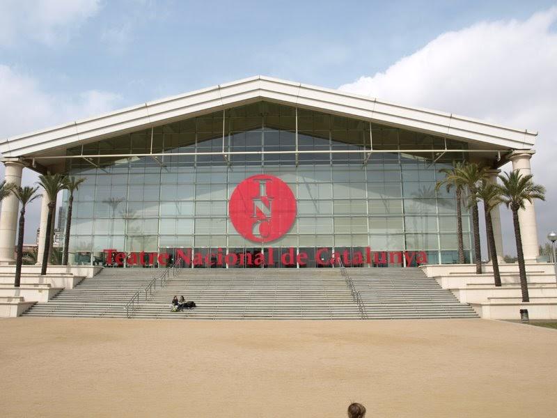 Fotos de barcelona teatre nacional de catalunya for Teatre nacional de catalunya