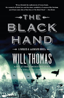 The black hand - Will Thomas