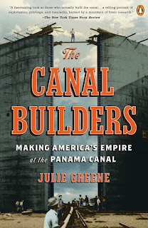 The canal builders - Julie Greene