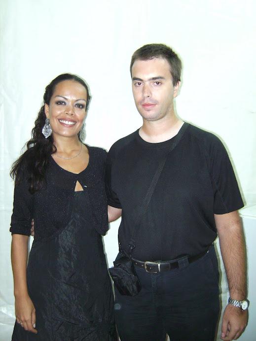 Javi y Rita Damasio 12-09-09 Mora (Portugal)