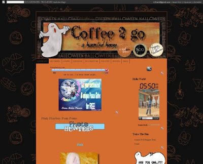 Coffee2go Halloween