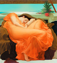"""Flaming June,"" by Frederick Lord Leighton"