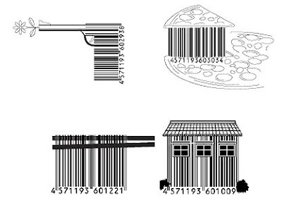 Barcode Tattoo on Upc Barcode Art Tattoo