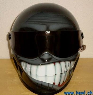 Motorcycle Helmets on Cool Motorcycle Helmets   Cool Pictures   Cool Stuff