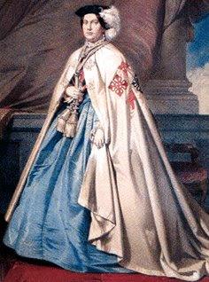 El poder judicial en España es el ojo que todo lo ve jesuita y... El rey! Isabel+ii