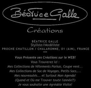 CREATION Béatrice Galle