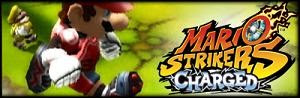 Mario Strikers Charged Football for Nintendo Wii