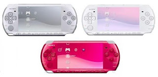 Sony PSP 3000 Console