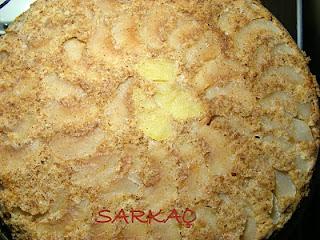 Sarkaç: Elma Dilimli Tarçınlı Kek 65