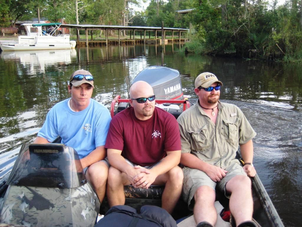 Mississippi jackson county escatawpa - Alligator Hunting Jackson County Ms 25 27 September 2009