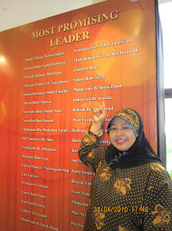 Apr 2010:MOST PROMISING LEADER