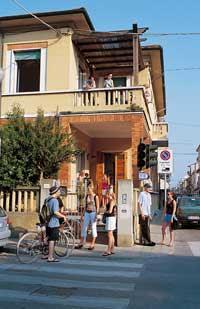 Study Italian by the sea in Viareggio, Italy
