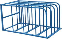 A Standard Vertical Sheet Metal Rack Is Designed For The Vertical Storage  Of Sheet Goods. Standard Unit Comes With Four Bays.