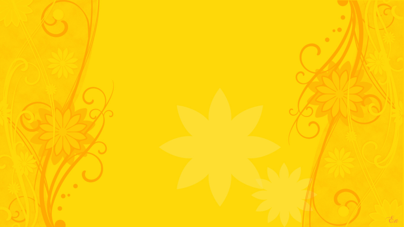 free abstract floral wallpapers 1366 x 768Yellow Abstract Wallpapers