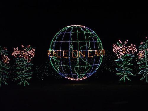 Montgomery Alabama Events - Christmas Light Festival